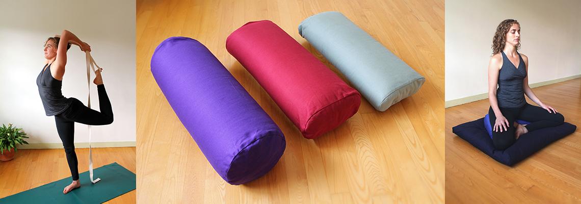 Meditation Cushions, Yoga Products, Bodywork Mats at Sun